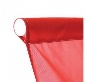 Drapeau pour mât potence à fourreau - Forme verticale