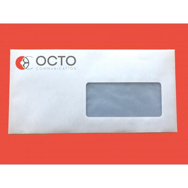 Enveloppes standard à fenêtre