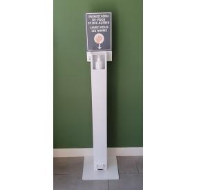 Distributeur de Gel hydro sans contact