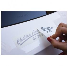 Signature de coffre