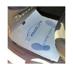 Tapis de sol en papier personnalisé